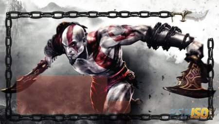 Обои God of war для PSVita