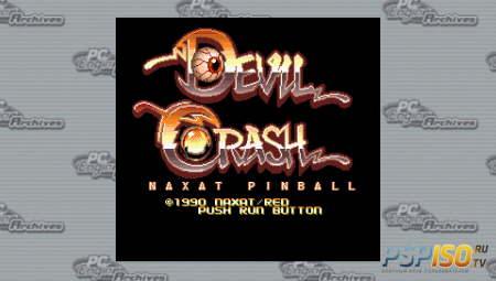 Devil Crash [JPN]