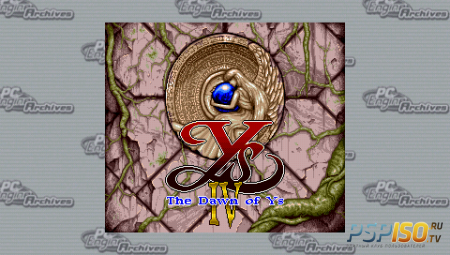 Ys IV: The Dawn of Ys [JPN]