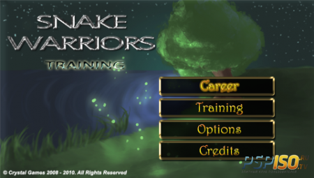 Snake Warriors: Training [EUR]