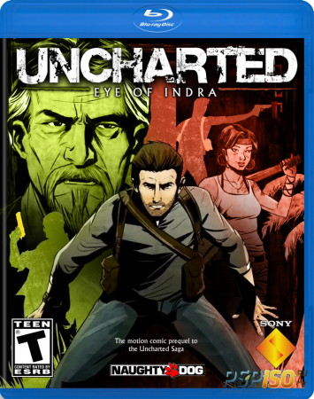 Uncharted - Глаз Индры / Uncharted - Eye of Indra (2010) HDRip