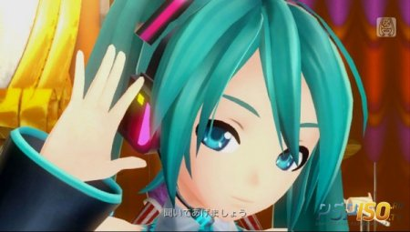 Next Hatsune Miku Project Diva - скриншоты