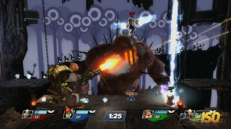 Анонсирован PlayStation All Stars: Battle Royale для PS3