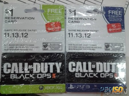 Дата выхода Call of Duty: Black Ops 2