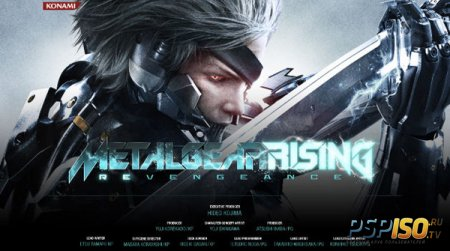 Metal Gear Rising: Revengeance не появится на PS Vita