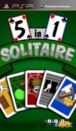 5 in 1 Solitaire [EUR]