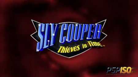 Sly Cooper Theves in Time - теперь на PSVita