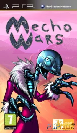 Mecho Wars [EUR]