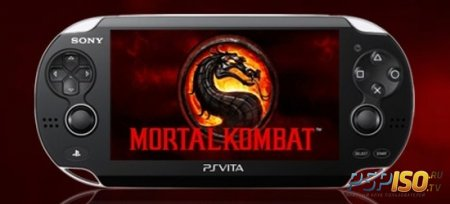 Mortal Kombat для PS VIta. Fight!