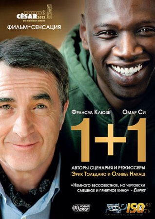 1+1 / Intouchables [2011] HDRip