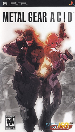 Metal Gear AC!D [PSP][FULL][ENG]