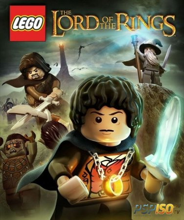 LEGO Lord of the Rings - тизер-трейлер