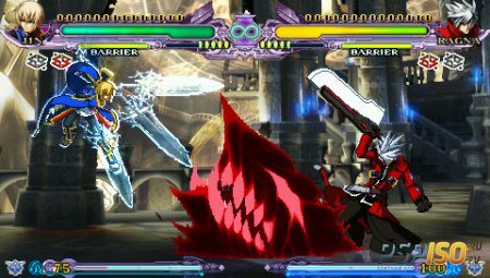 BlazBlue: Continuum Shift Extend [ENG]