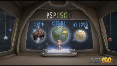 Little Big Planet Beta