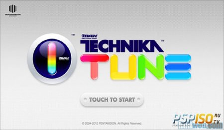 Тизер DJ Max Technika Tune
