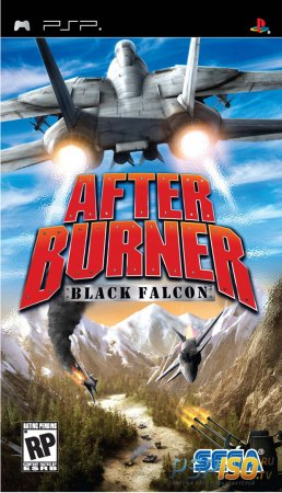 After Burner: Black Falcon [PSP][FULL][ENG]