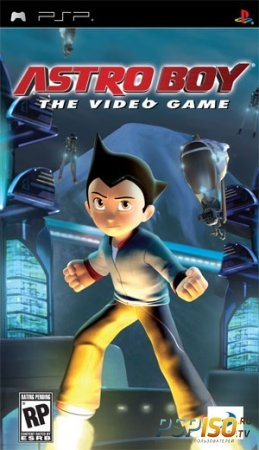 Astro Boy: The Video Game - EUR