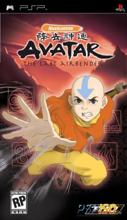 Avatar: The Last Airbender [PSP][FULL][ENG]
