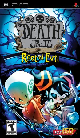 Death Jr. 2: Root of Evil RUS