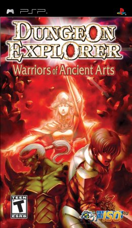Dungeon Explorer: Warrior of The Ancient Arts