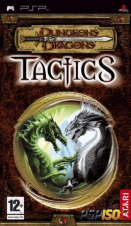 Dungeons and Dragons Tactics Full Rip [PSP/RUS]