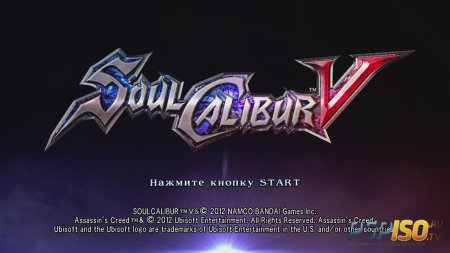 Soul Calibur V - RUS
