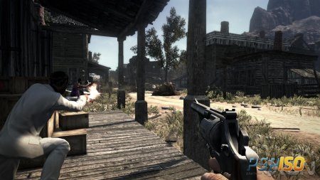 Call of Juarez: The Cartel - EUR/RUS