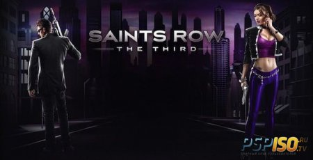 Демо-ролик нового DLC для Saints Row 3