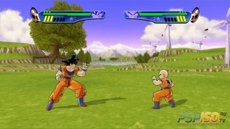 Dragon Ball Z Budokai Gets HD выйдет на PS3