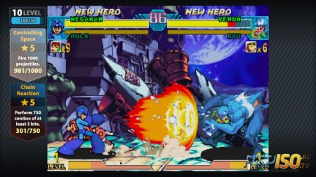 Marvel vs. Capcom Origins � PSN ��� � ���� ����