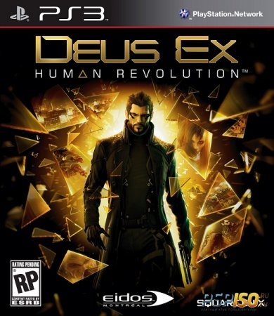 Deus Ex: Human Revolution [EUR\RUSSOUND]
