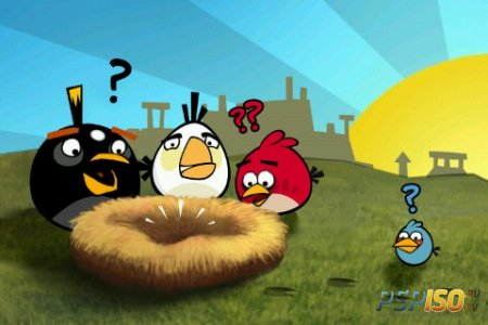 Angry Birds ��� PlayStation 3 ������ ��� � ���� ����