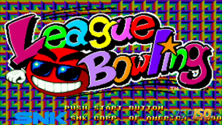 League Bowling (ENG)