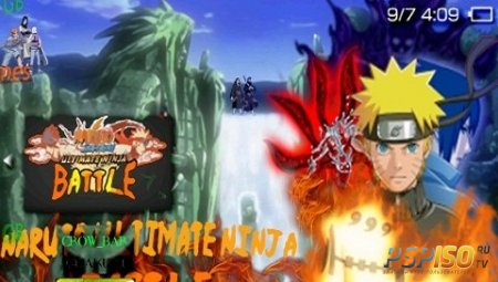 Naruto Ultimate Ninja Battle v.3 (ENG)