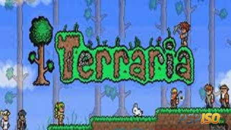 Terraria Portable 0.2 [Test release]