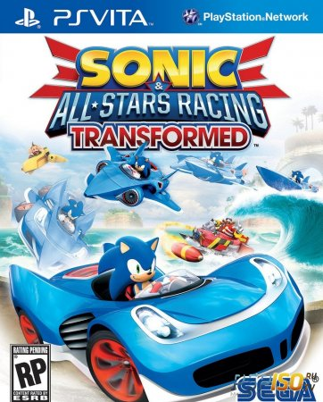 Sonic & All-Stars Racing Transformed для PS Vita