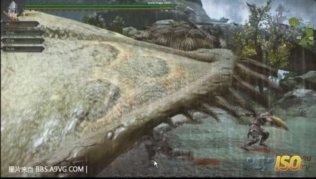 Новый Monster Hunter для PSVita?!