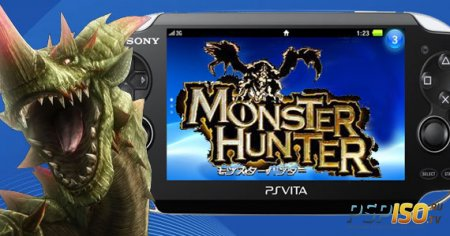 Monster Hunter ��� PS VITA ? ��� ������� �������