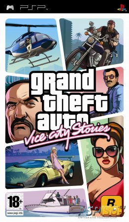 Grand Theft Auto: Vice City Stories [RUSSOUND] [RePack]