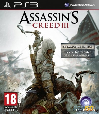 PS3-������ ���� Assassin�s Creed III ����� ����� ����� ��� ������������� ��������