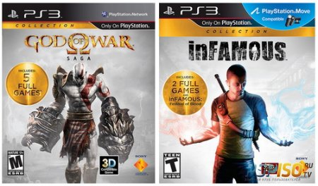 God of War Saga, inFAMOUS Collection и Ratchet and Clank Collection в августе