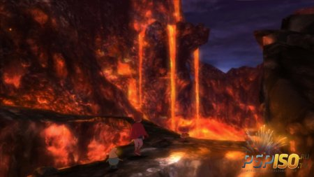 ����� ������� � ����� ��������� ���� Ni no Kuni: Wrath of the White Witch