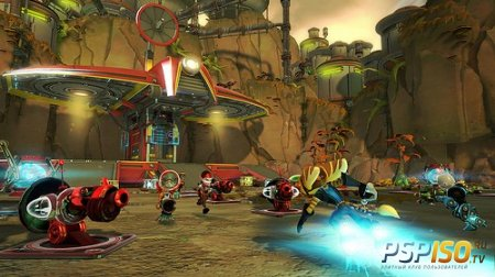 GamesCom 2012: Ratchet & Clank для PS Vita
