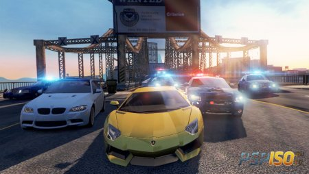 Need for Speed: Most Wanted PS VITA вся инфа