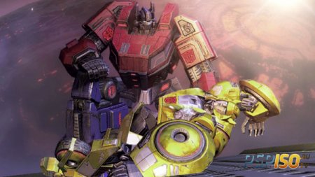 ����� ������� ���� Transformers: Fall of Cybertron
