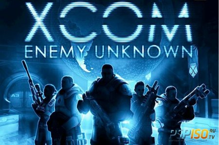 XCOM: Enemy Unknown - видео геймплея.