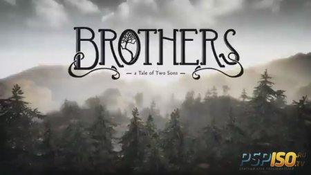 Brothers: A Tale of Two Sons - новая фантазия-esque.