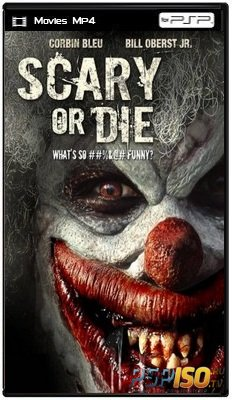 Бойся или умри / Scary or Die (2012) DVDRip