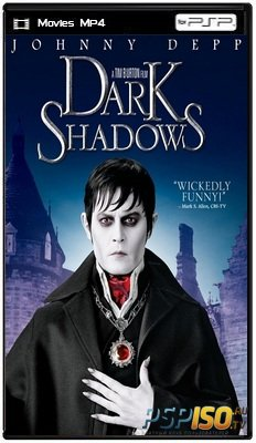 ������� ���� / Dark Shadows (2012) �DRip