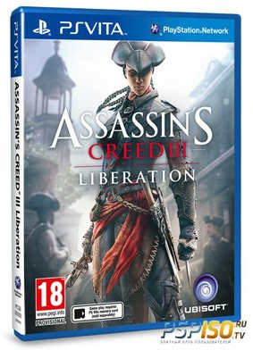 Assassin`s Creed III: Liberation - 25 первых минут